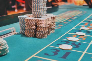 Annual Fall Social – Casino Night